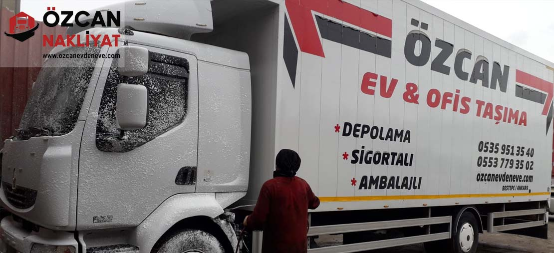 Evden Eve Nakliyat Ankara Korona
