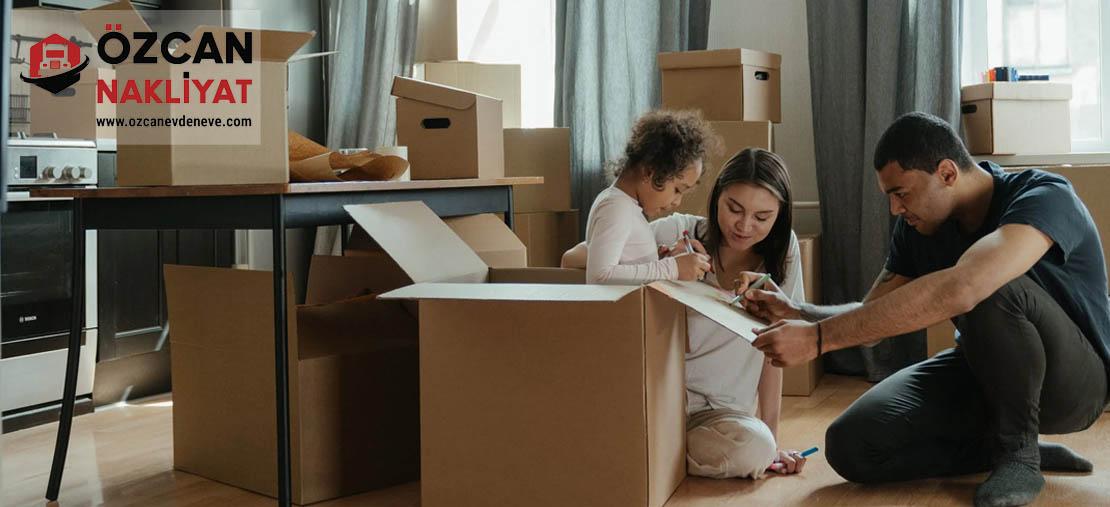 Evden Eve Nakliye Fiyatları